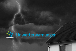 Unwetterwarnung im Fibaro Smart Home